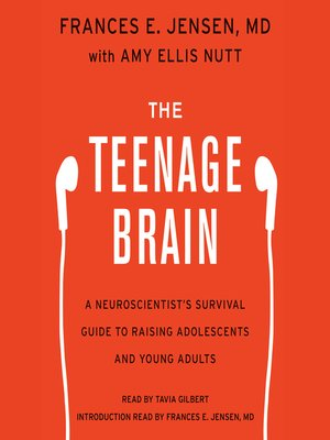 cover image of The Teenage Brain (Enchanced)
