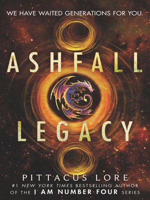 cover image of Ashfall Legacy