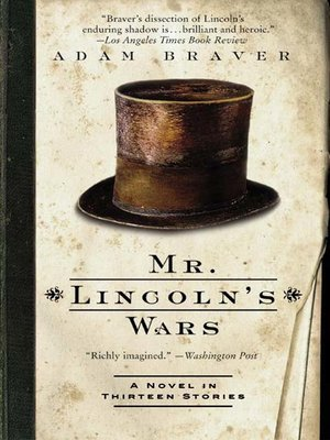 cover image of Mr. Lincoln's Wars