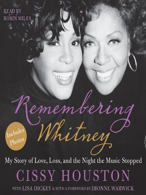 cover image of Remembering Whitney