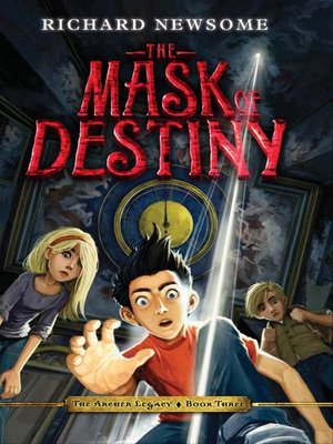 cover image of The Mask of Destiny