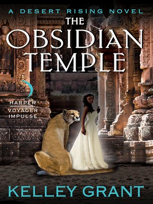 cover image of The Obsidian Temple
