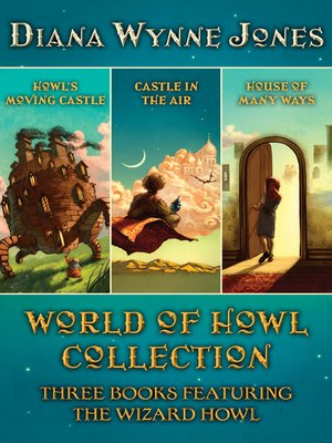 cover image of World of Howl Collection