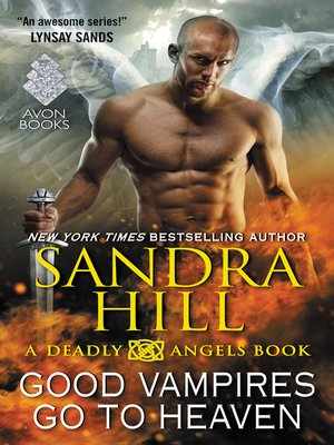 cover image of Good Vampires Go to Heaven