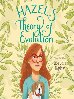 cover image of Hazel's Theory of Evolution