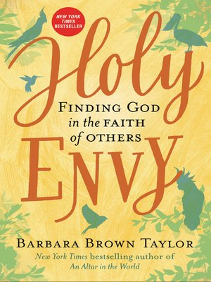 cover image of Holy Envy
