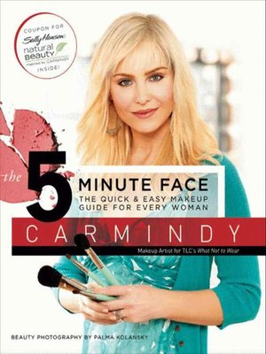 cover image of The 5-Minute Face