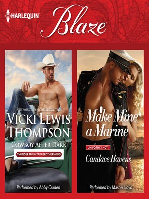 cover image of Cowboy After Dark & Make Mine a Marine