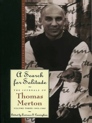 cover image of A Search for Solitude