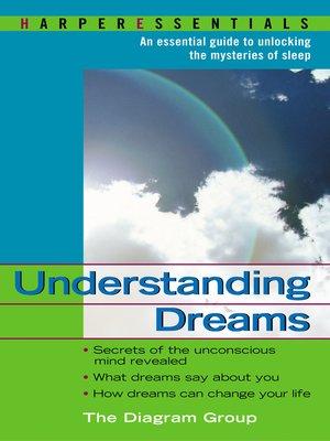 cover image of Understanding Dreams
