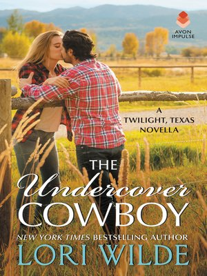 cover image of The Undercover Cowboy