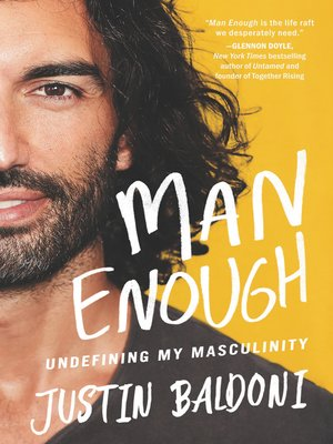 cover image of Man Enough