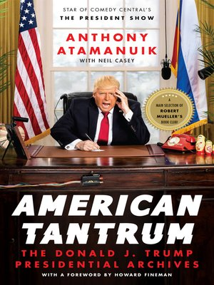 cover image of American Tantrum