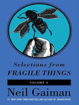 cover image of Selections from Fragile Things, Volume 3