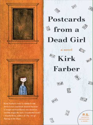 cover image of Postcards from a Dead Girl