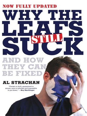 cover image of Why the Leafs Still Suck