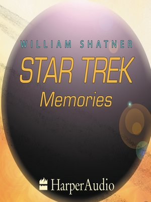 cover image of Star Trek Memories