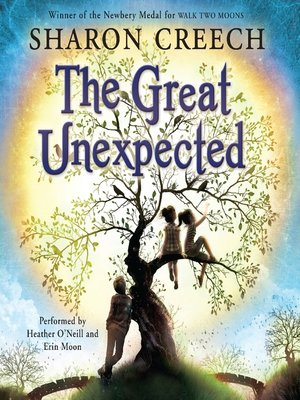 cover image of The Great Unexpected