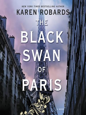 cover image of The Black Swan of Paris