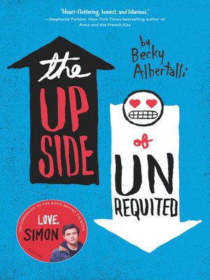 cover image of The Upside of Unrequited
