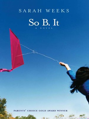 cover image of So B. It