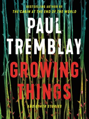 cover image of Growing Things and Other Stories