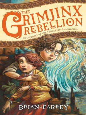 cover image of The Grimjinx Rebellion