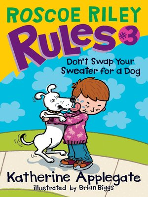 cover image of Don't Swap Your Sweater for a Dog