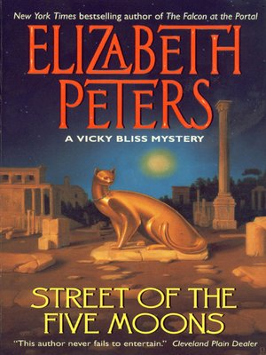 cover image of Street of the Five Moons