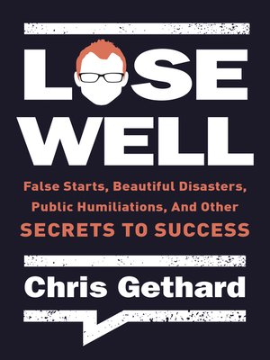 cover image of Lose Well