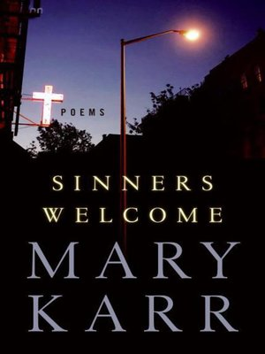 cover image of Sinners Welcome