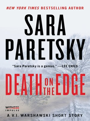 cover image of Death on the Edge