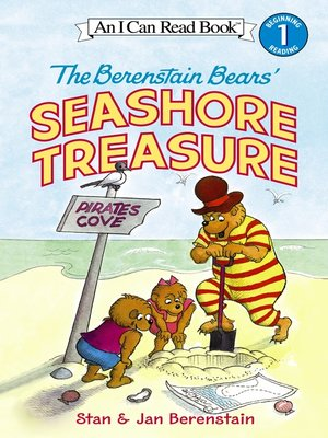 cover image of The Berenstain Bears' Seashore Treasure
