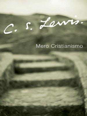 cover image of Mero Cristianismo