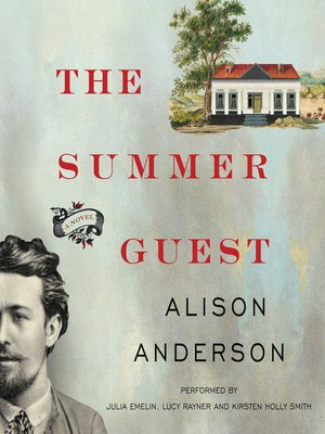 cover image of The Summer Guest