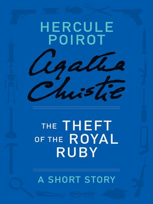 cover image of The Theft of the Royal Ruby