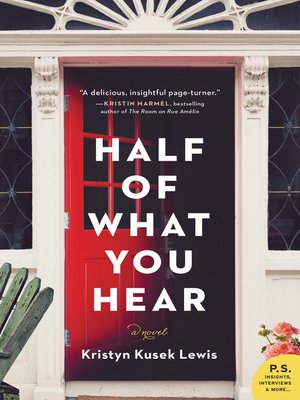 cover image of Half of What You Hear