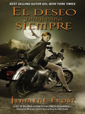 cover image of deseo dura para siempre