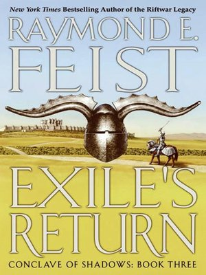 cover image of Exile's Return