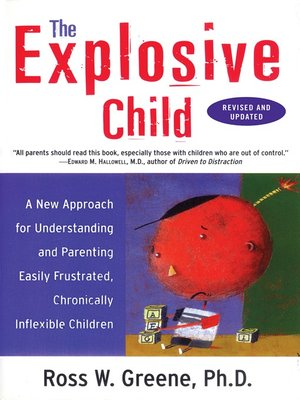 cover image of The Explosive Child