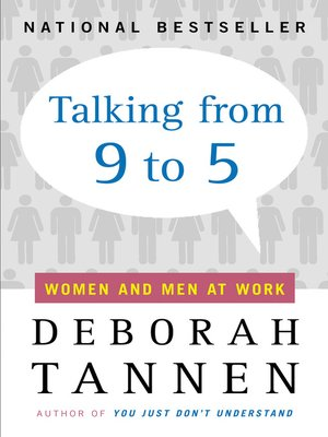 cover image of Talking from 9 to 5