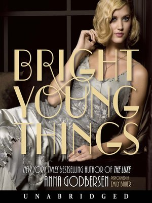 cover image of Bright Young Things