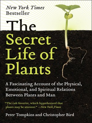 cover image of The Secret Life of Plants