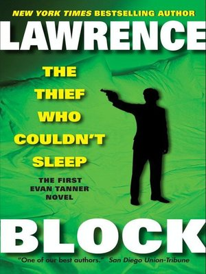 cover image of The Thief Who Couldn't Sleep
