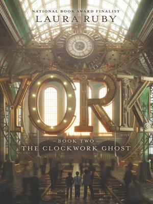 cover image of The Clockwork Ghost