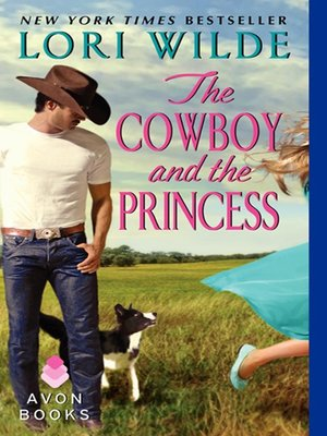 cover image of The Cowboy and the Princess