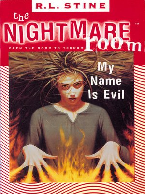 cover image of My Name Is Evil