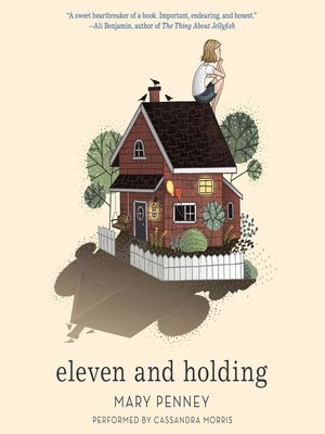 cover image of Eleven and Holding