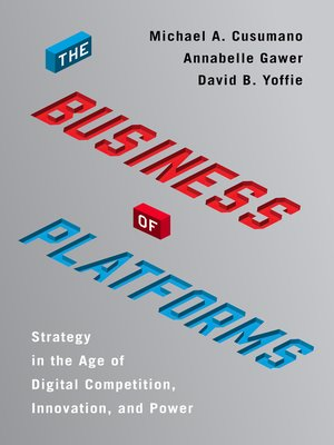 cover image of The Business of Platforms