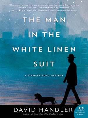 cover image of The Man in the White Linen Suit